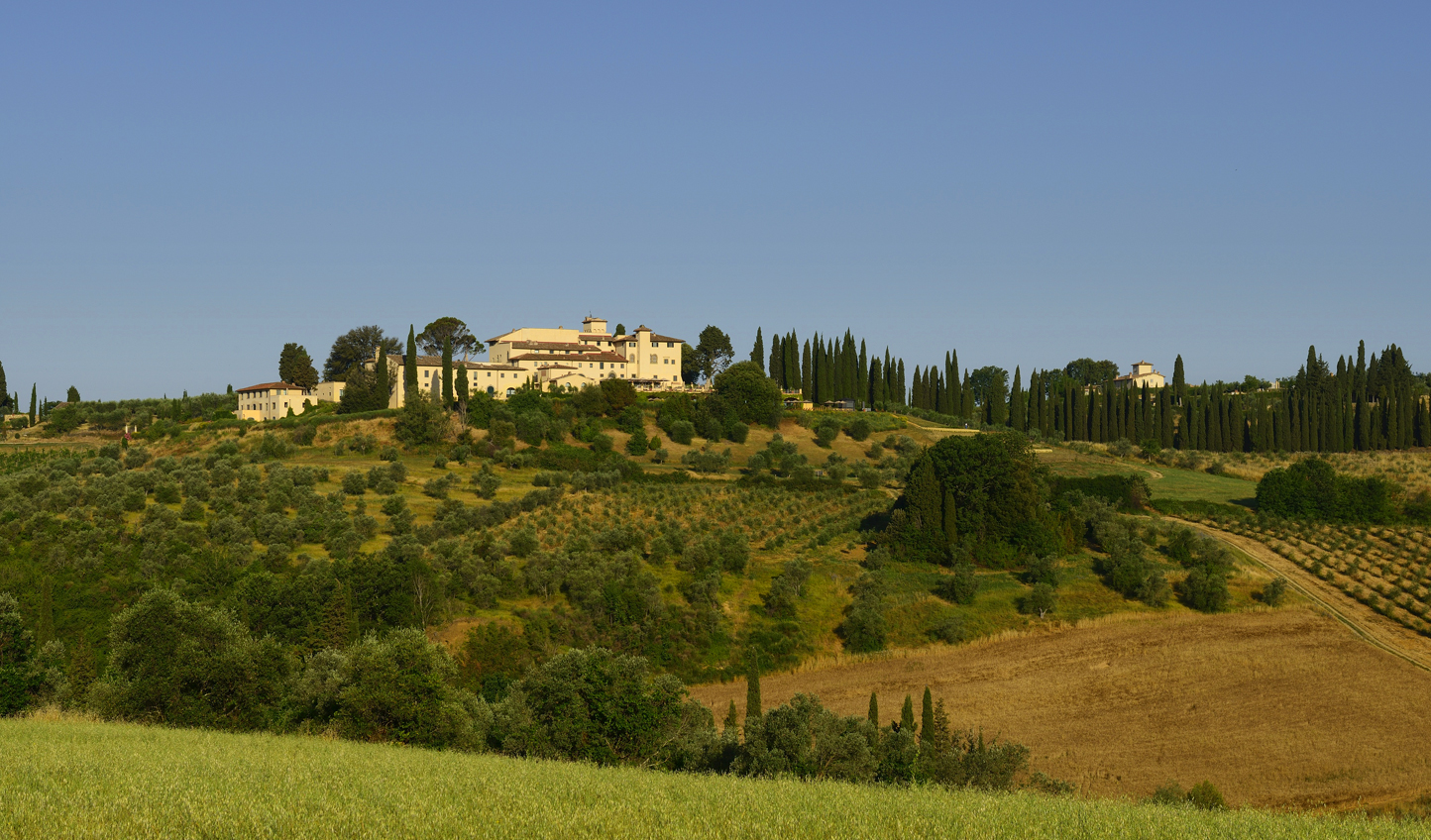 Welcome to your Tuscan home from home