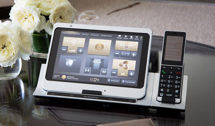 Technology at The Peninsula Hotels