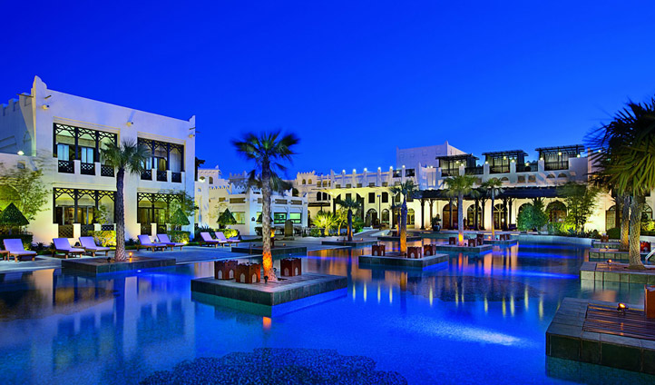 The Sharq Resort & Spa