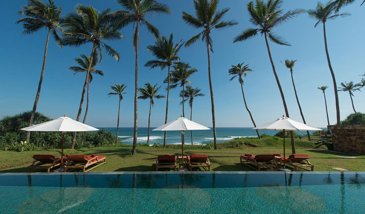 Find Paradise at Cape Weligama