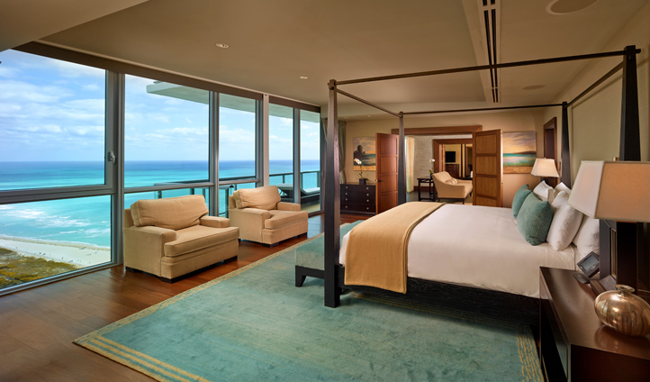 Wake up with an ocean view