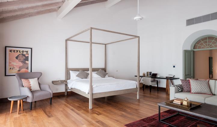 Your stylish Bazaar bedroom