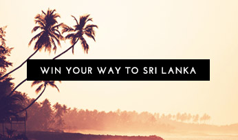 Win your way to Sri Lanka