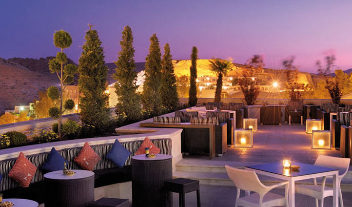 Find your desert oasis at Movenpick Petra