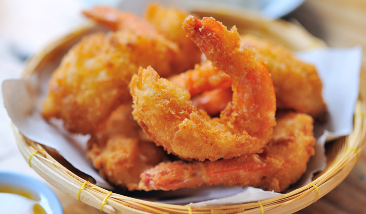 Fried shrimp, Alabama, USA
