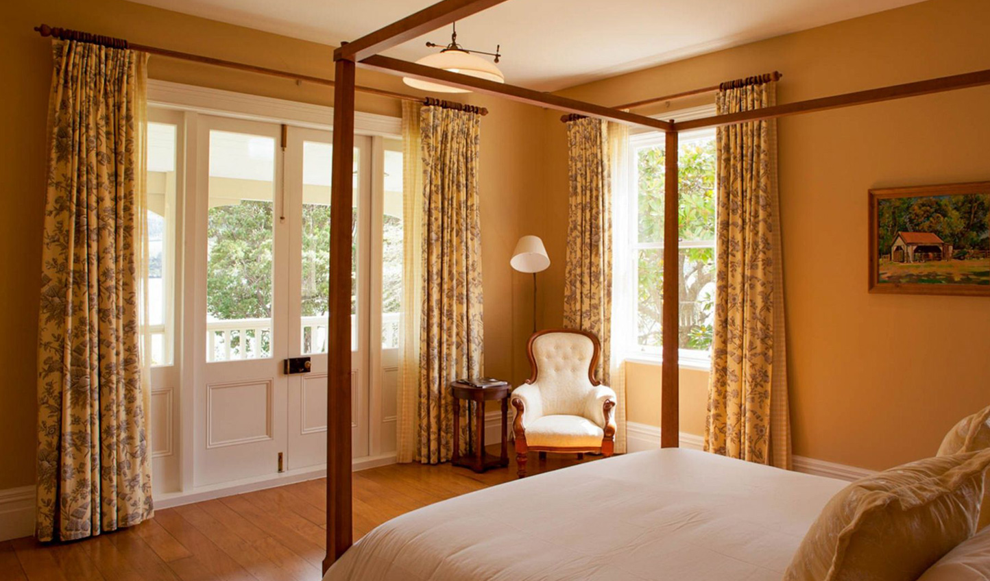 With four master suites in the Homestead; you are spoilt for choice