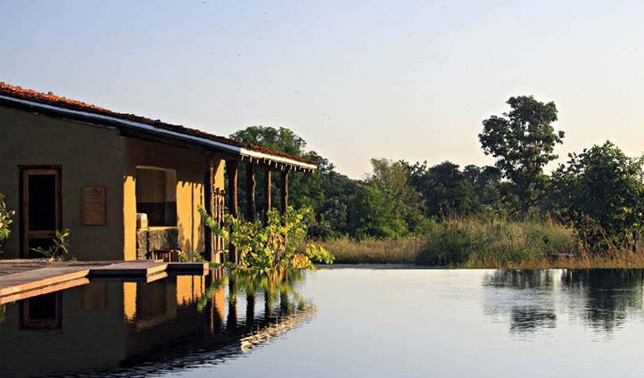 Unwind at Samode Safari Lodge.