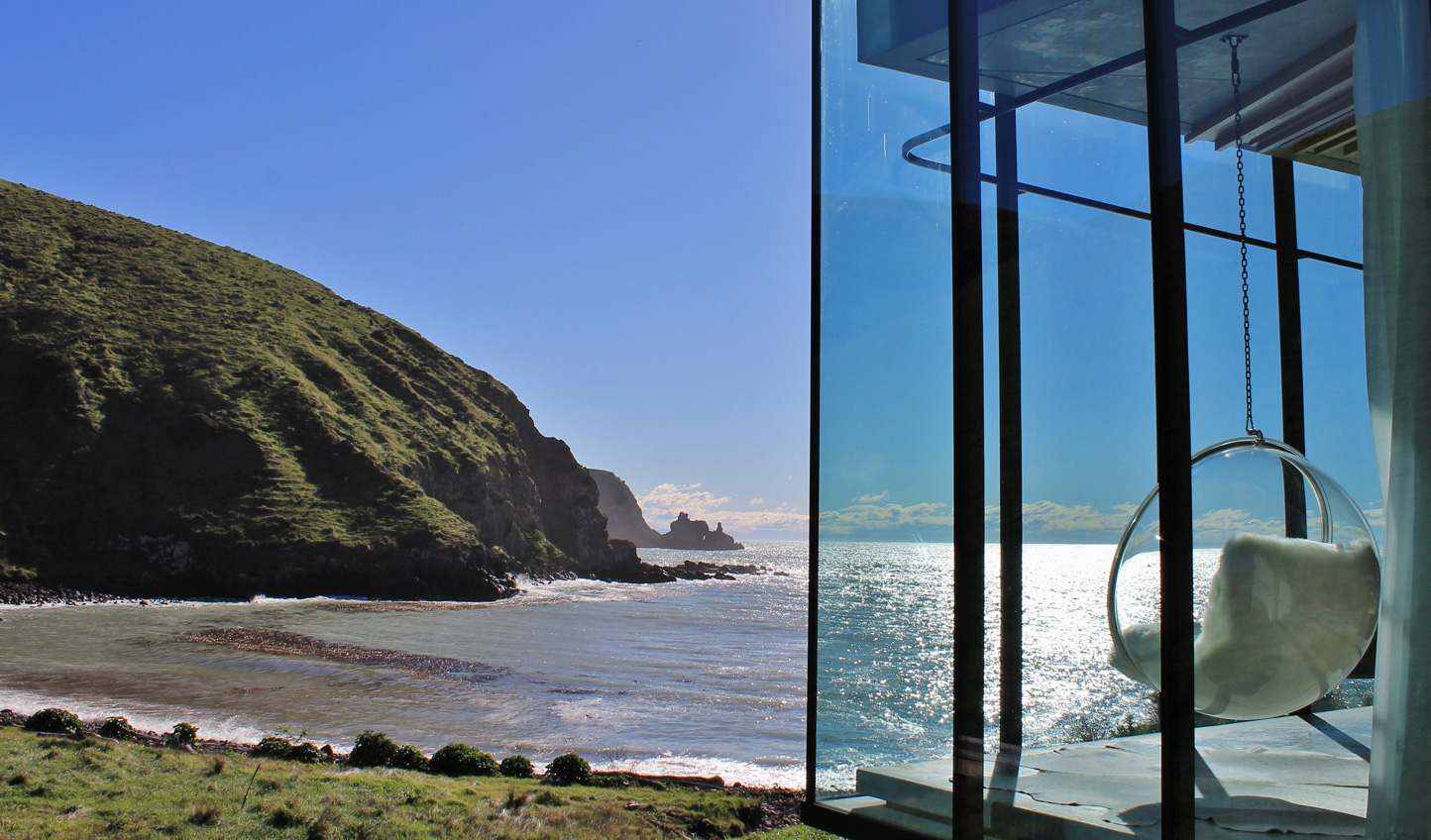 Seascape Annandale Luxury Holidays In New Zealand