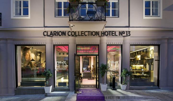 Clarion No. 13 Hotel, Bergen | Black Tomato