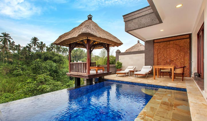Deluxue Terrace Villa, The Viceroy Bali