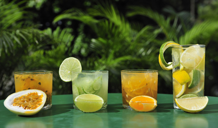 Don't forget to indulge in a few Caipirinhas