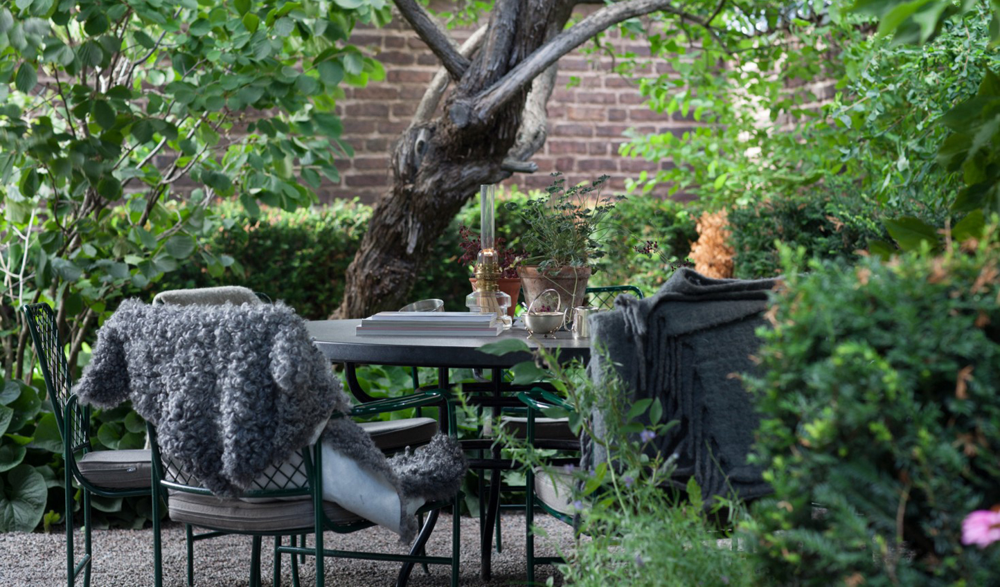 Enjoy summer afternoons out in the garden