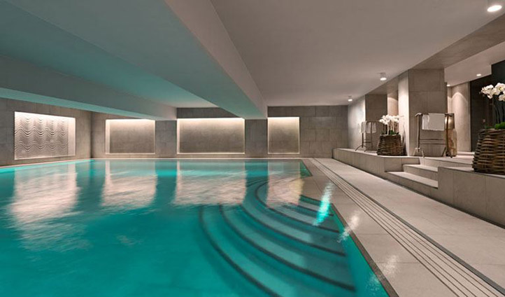 The 'Amazing Space' Spa deserves the name.