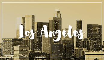 The Los Angeles skyline