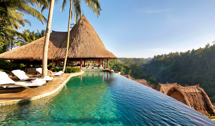 The Viceroy Pool, Indonesia