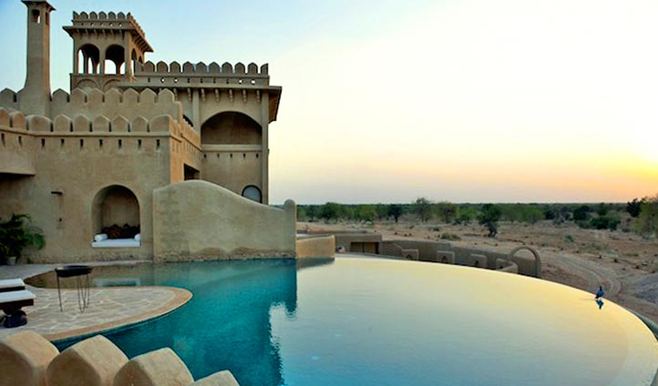 Mihir Garh, Rajasthan, India