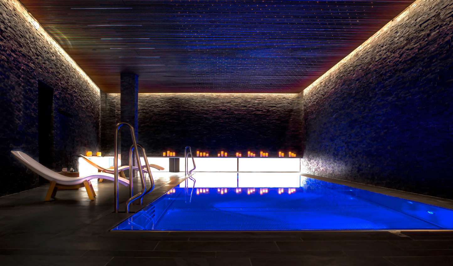 Rest your weary body in the spa