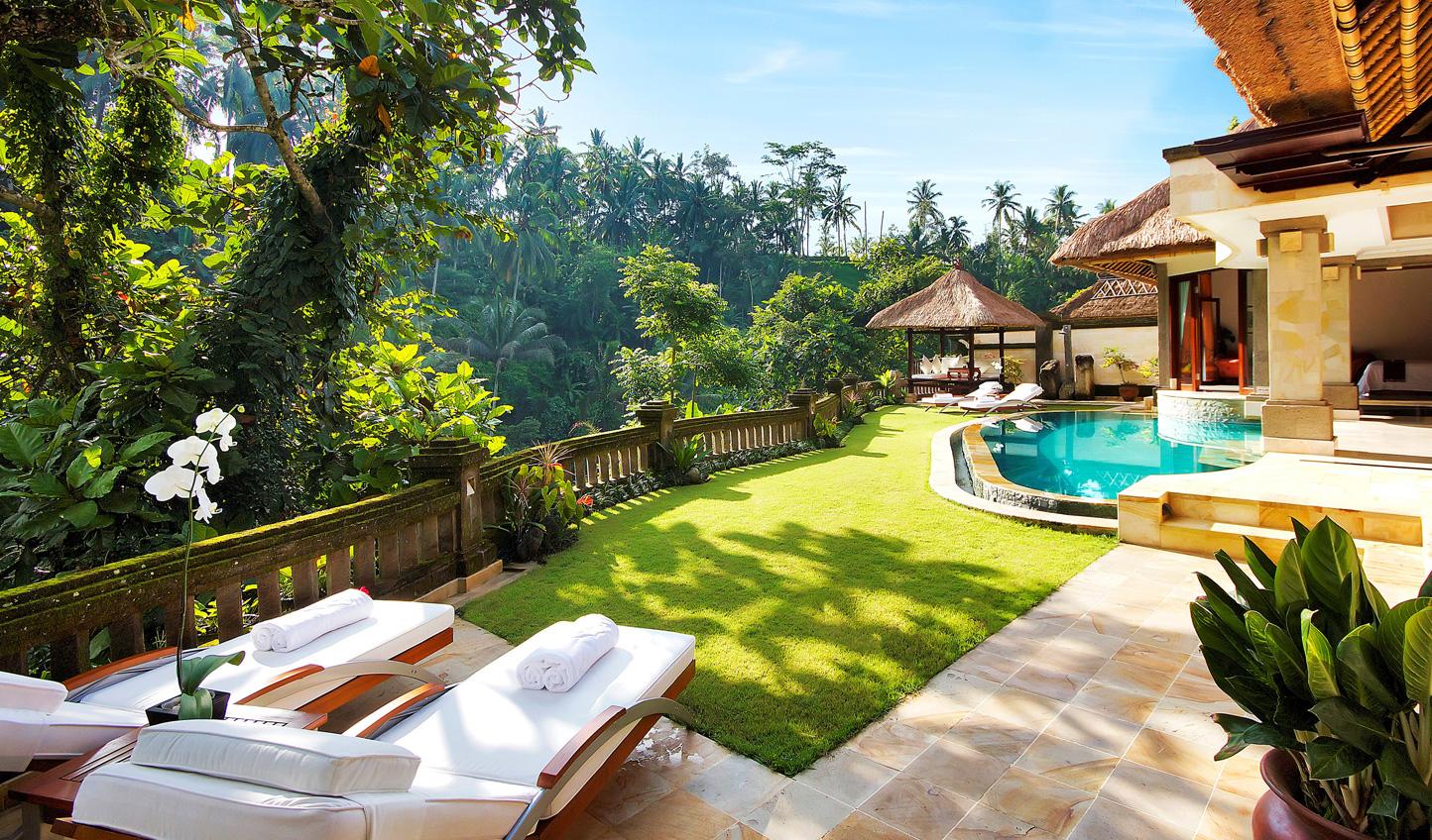 Regal splendour in the Viceroy Villa
