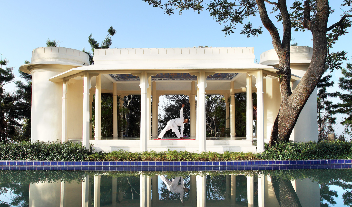 Discover a sense of peace at Ananda