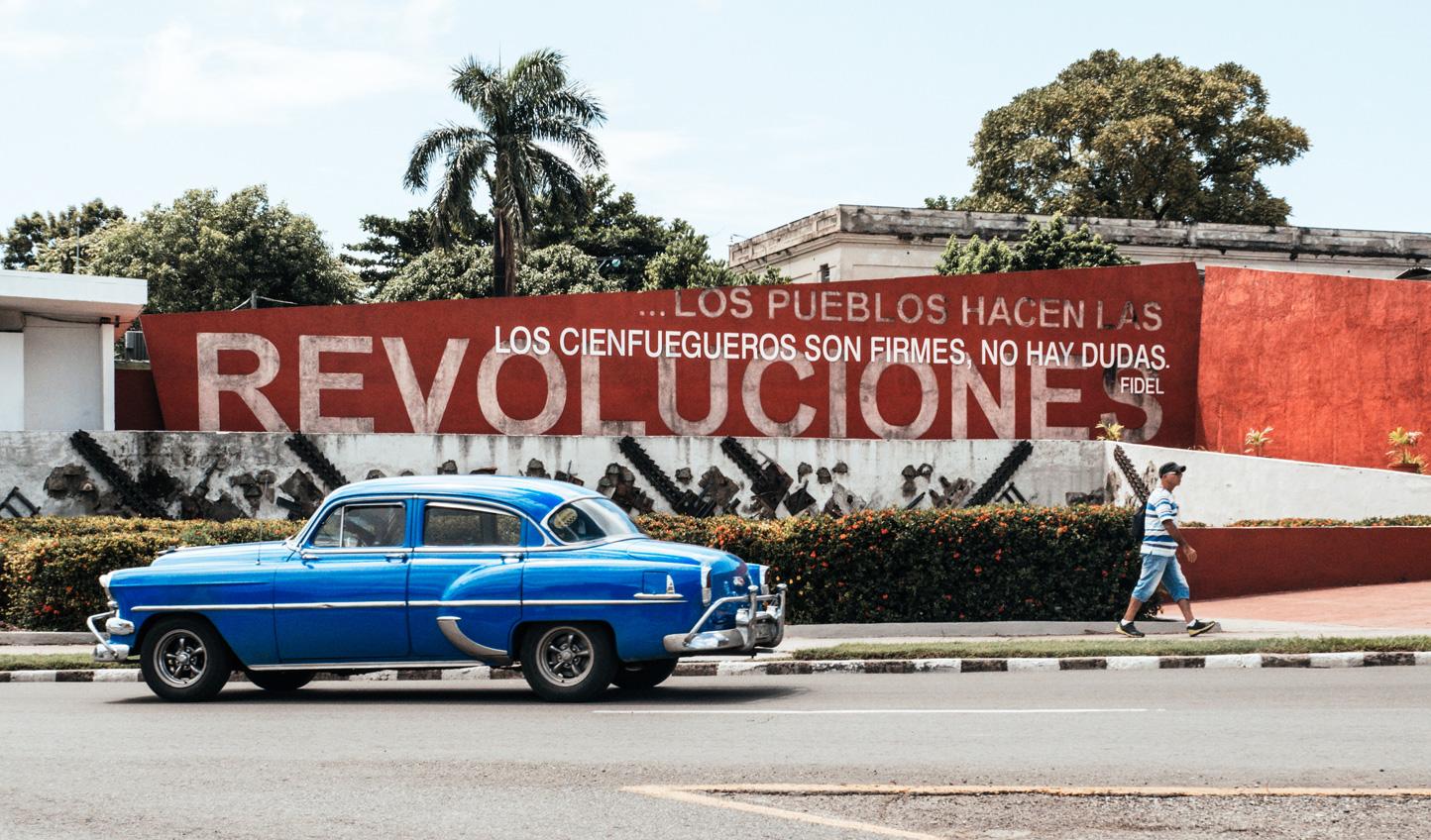 Cienfuegos-Revolution