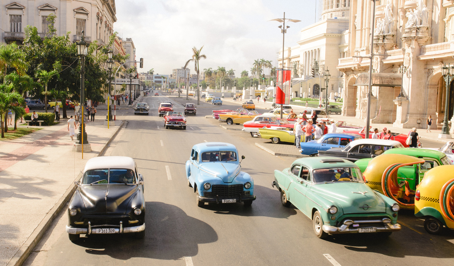 Your vintage ride awaits you in Havana