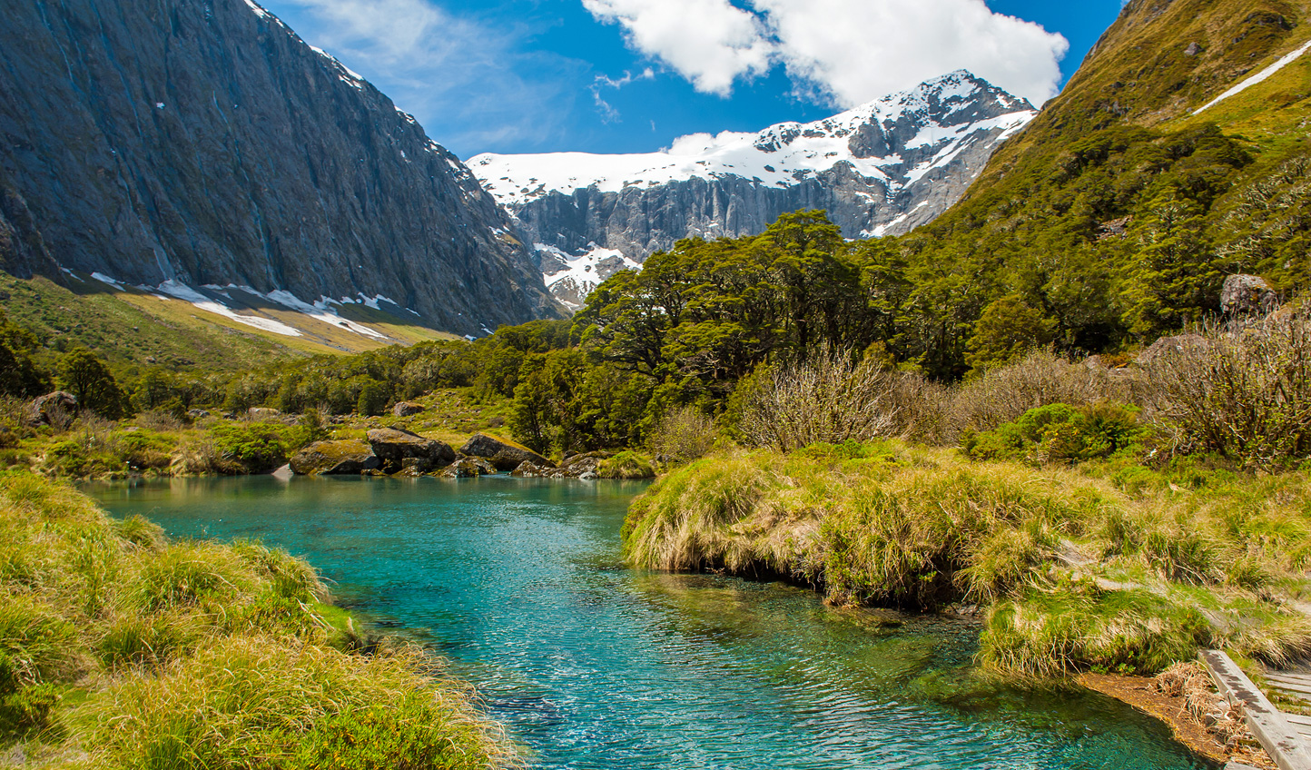 Lose yourself amid New Zealand's stunning landscapes on a journey through the South Island
