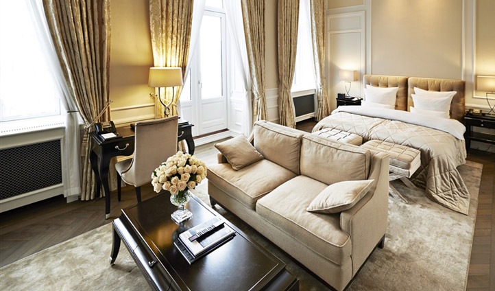 Junior Suite, Hotel d'Anglettere | Copenhagen