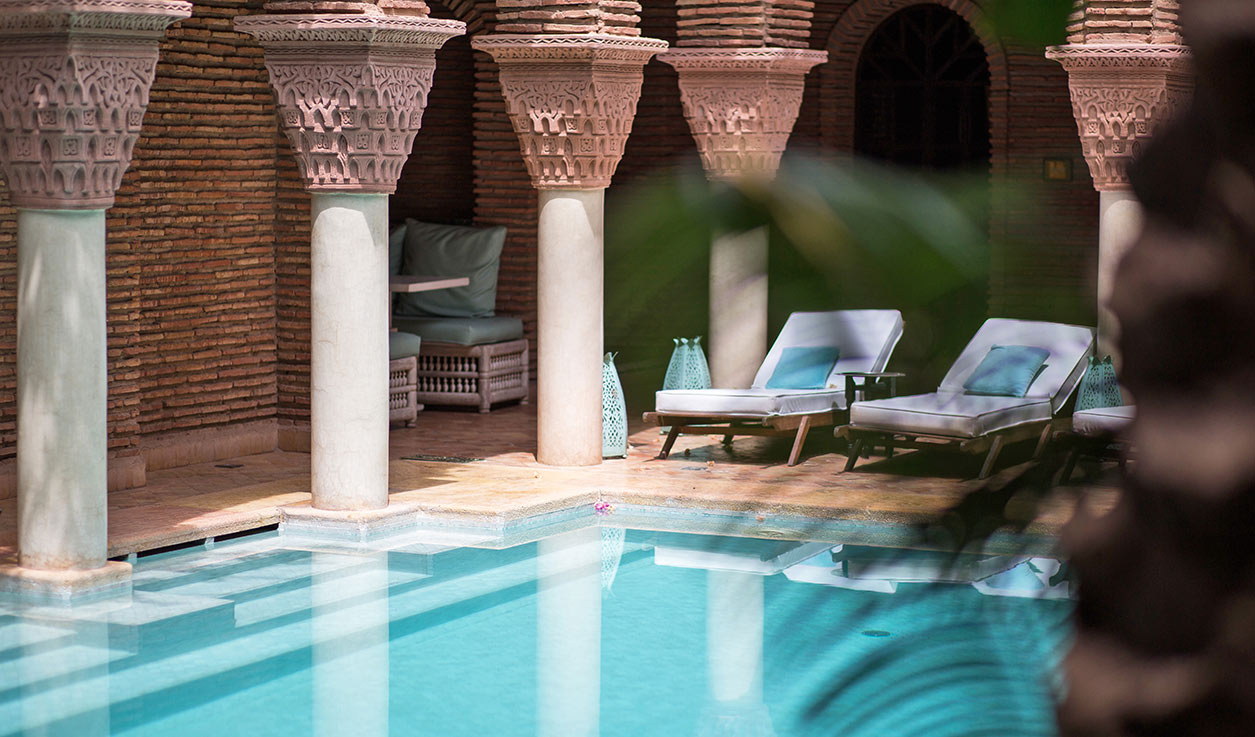 Luxury Hotels in Marrakech