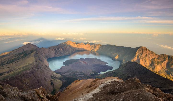 Mt. Rinjani, Lombok