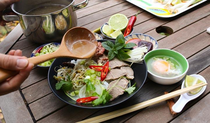 Fresh Vietnamese cooking | Black Tomato