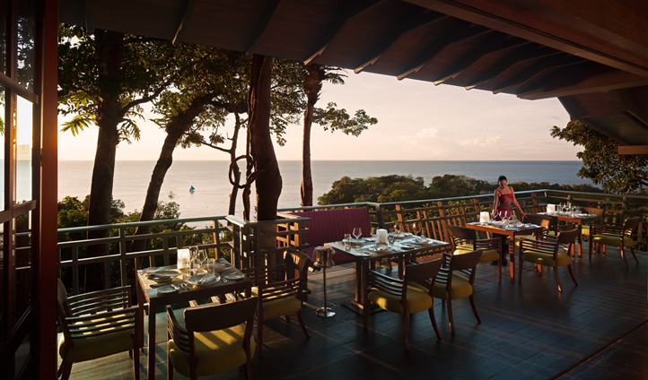 Wine and dine with a view at Rima Restaurant