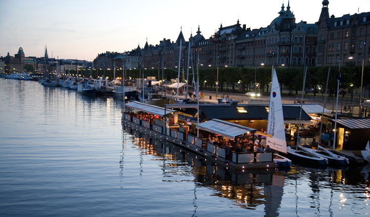 Hang out with the locals in Stockholm