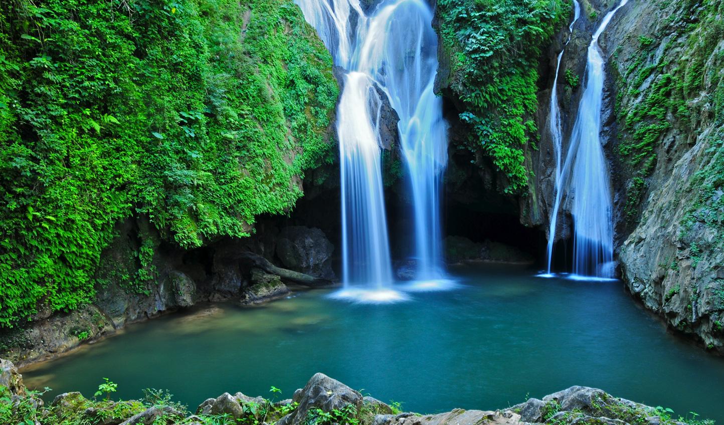 Trinidad-Waterfalls