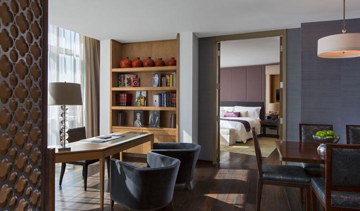 The exclusive Astor Suite