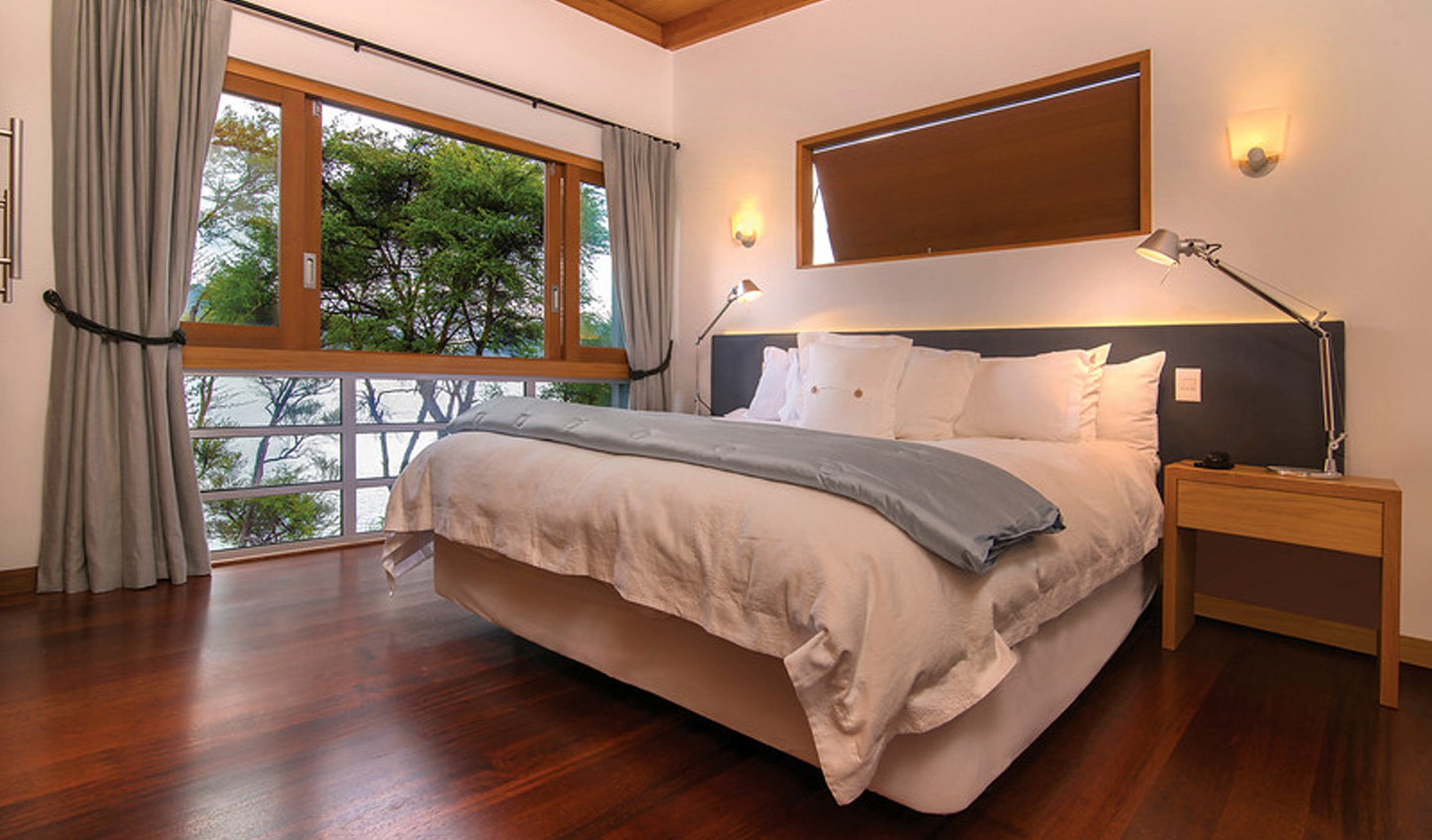Sleep soundly in the Kereru Suite