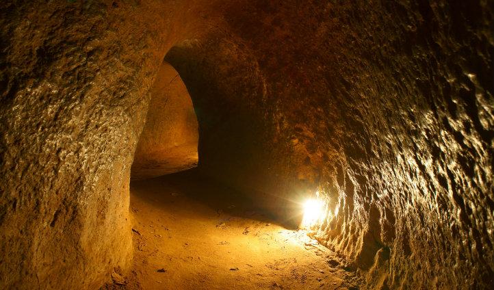 Cu Chi Tunnels, Vietnam | Black Tomato
