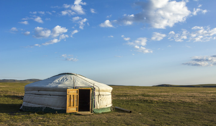 Ger camp, Mongolia | Black Tomato