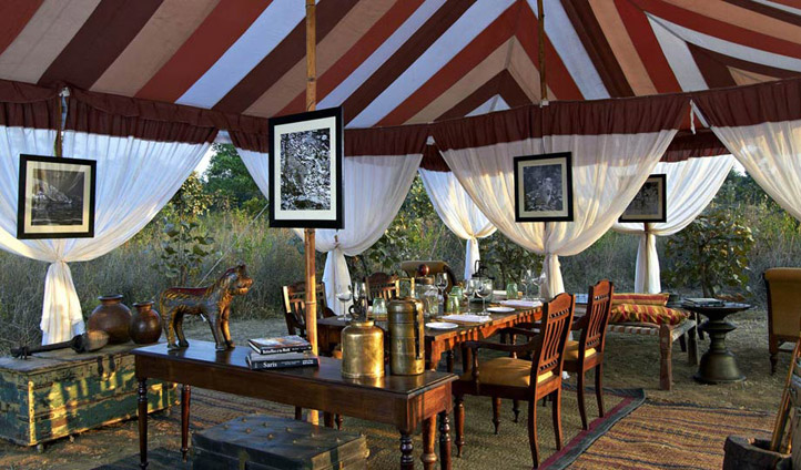 Samode Safari Lodge, India | Black Tomato