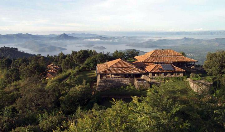 Virunga Lodge, Rwanda | Black Tomato