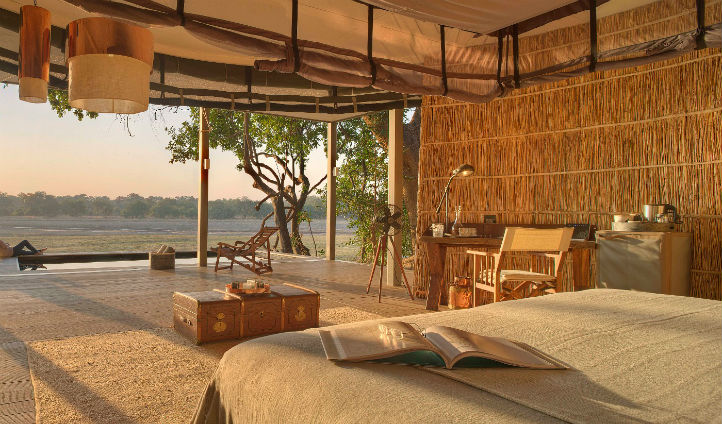 Chinzombo Lodge, Zambia | Black Tomato