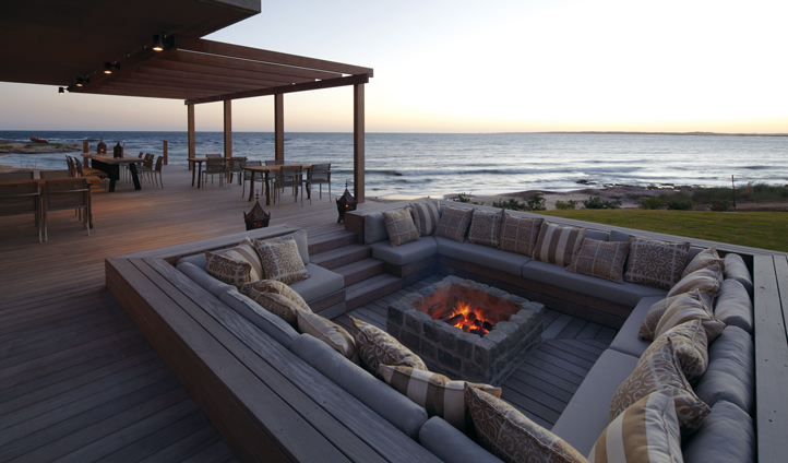The Epic Brasero Firepit