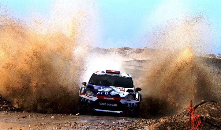 The Jordan Motor Rally