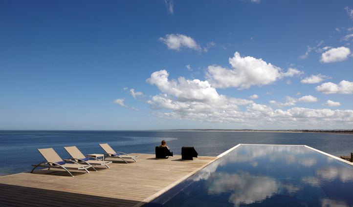 The Infinity Pool by day