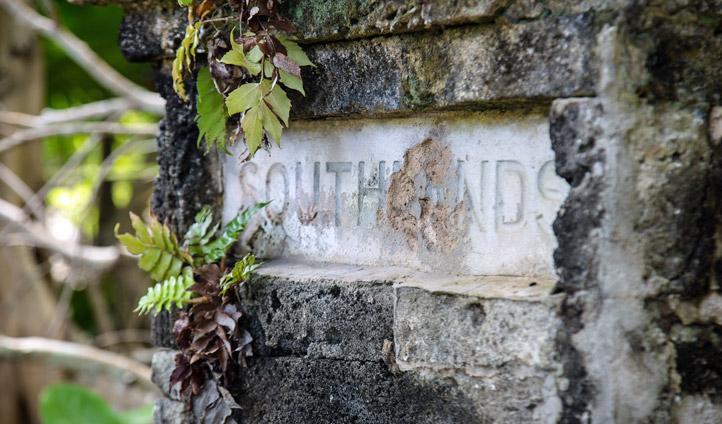 Southlands signage, Bermuda
