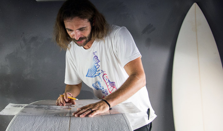Cullen O'Hara - Isolated Surfboards