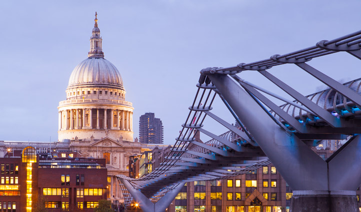 St Paul's Cathedral, London | Black Tomato