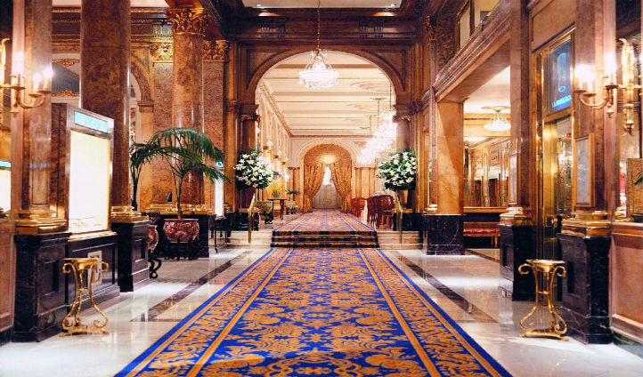 Welcome to Alvear Palace