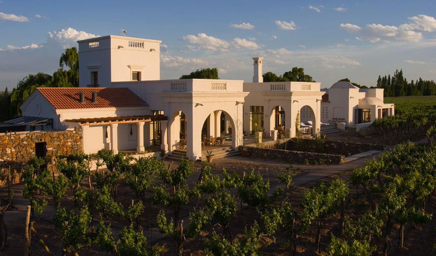 Stay at Cavas Wine Lodge for your second stop in Mendoza