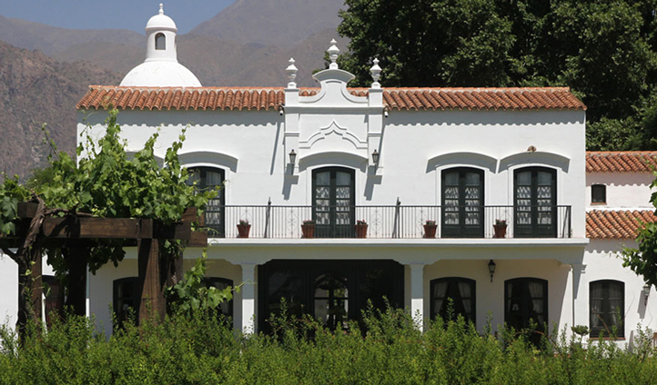 Patios de Cafayate exudes understated luxury