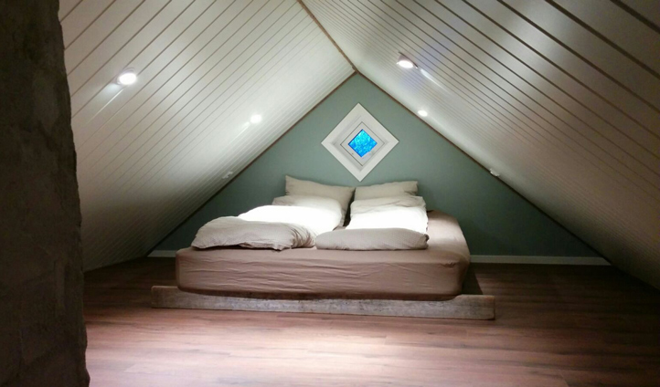 Your cosy loft room awaits you